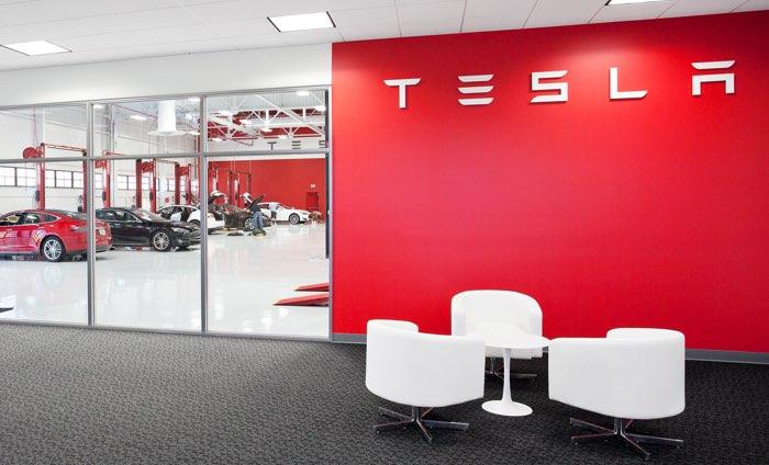 Tesla Motors firma przyszłości