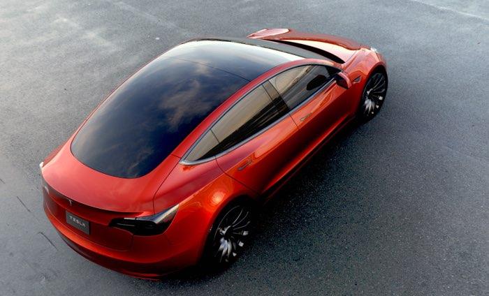 Tesla Model 3 - wszystko co wiemy