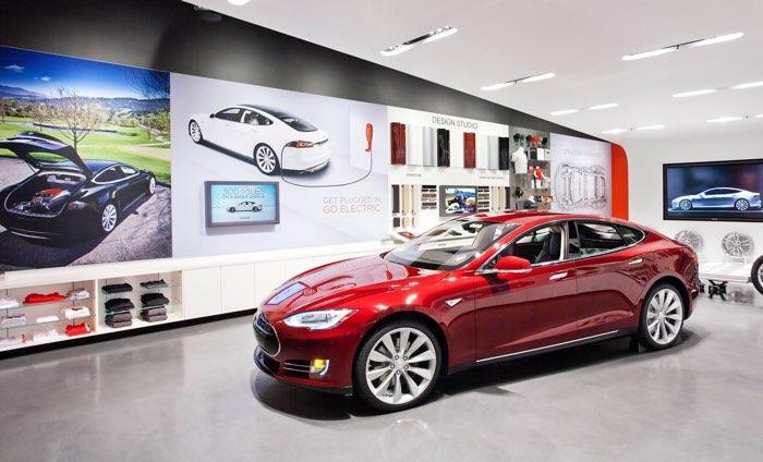 Tesla Model S jużod 65,000 dolarów