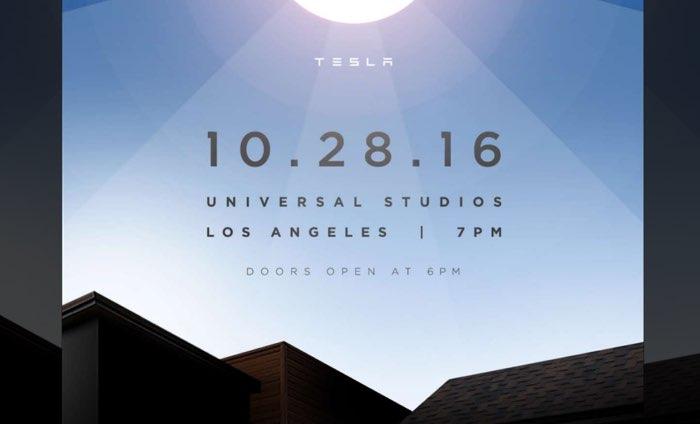 Konferencja dachów solarnych Tesla